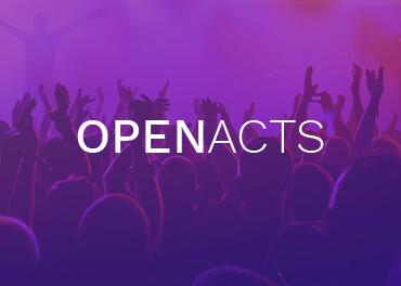 Open Acts Custom Django Website