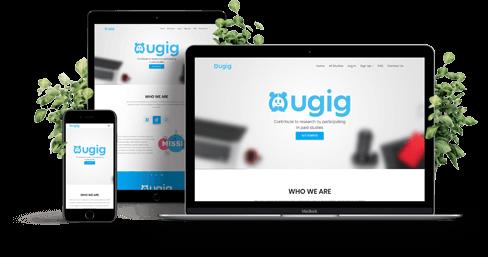Ugig | Database Development Company